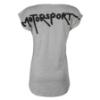 Immagine di T-shirt pour dame Sport automobile «Coup de pinceau»