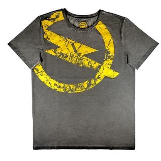 """Bild von Herren Shirt """"Cold Dye""""gelb"""