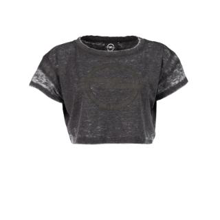"""Bild von Damen Shirt """"Burnout"""" short"""