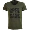 "Image sur T-shirt Homme ""Opel Gang"", vert olive"
