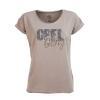 "Immagine di Maglietta donna ""Opel Gang"", taupe"