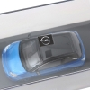 Imagen de Opel Adam 1:43, arden blue / onyx black