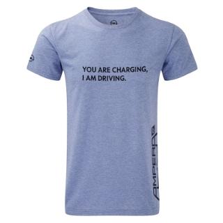 "Immagine di T-shirt da uomo Ampera-e ""Driving"""