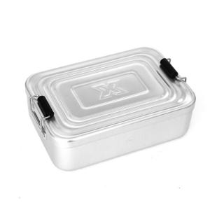 Afbeelding van Lunchbox, zilver