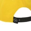 Picture of Opel cap women flat peak, yellow
