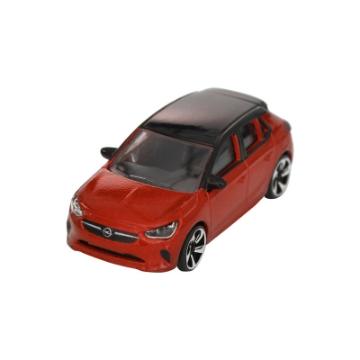 Bild von Corsa toy car, power orange/schwarz