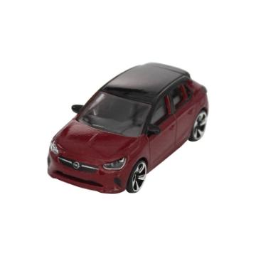Bild von Corsa toy car, chili rot/schwarz