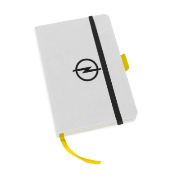 Picture of DIN A6 notebook, white