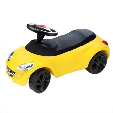 Image de Little Adam, jaune, roues noires