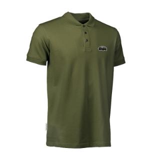 Imagen de Polo-Shirt, grün - S